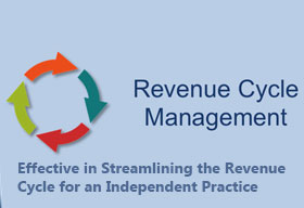 Effective in streamlining the revenue cycle for an independent practice