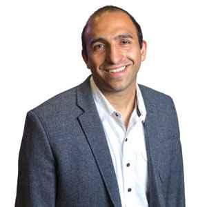 Arman Samani, CTO, AdvancedMD
