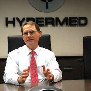 Mark Darty, CEO, HyperMed Imaging