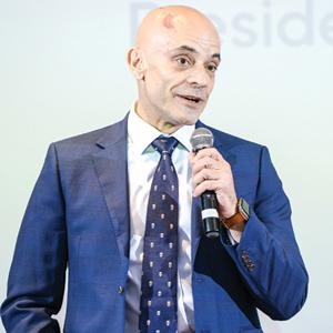 Stavros Athanasiou, CEO, Medgate