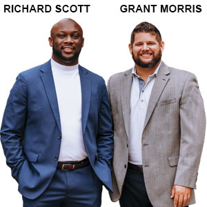 Richard Scott, Co-Founder & Grant Morris, Co-Founder, Pro Care Innovations (PCI)