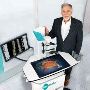 André Blain, Founder & President, OSSimTech