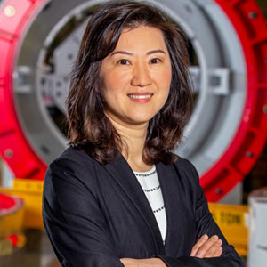 Tina Tianning Yu, Ph.D., CEO, Mevion Medical Systems