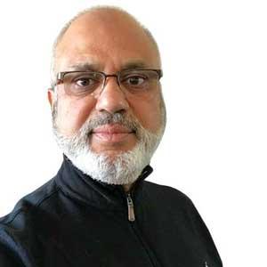 Dr. Mansoor Khan, CEO, Persivia