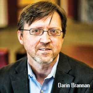 Darin Brannan,  President, CEO &  Co-Founder, ClearDATA