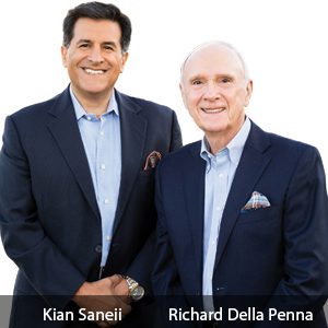 Kian Saneii, Founder and CEO and Richard Della Penna, MD, CMO, Independa