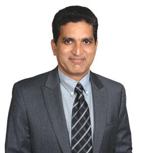 Vijay Vonguru, President, Vesta Teleradiology