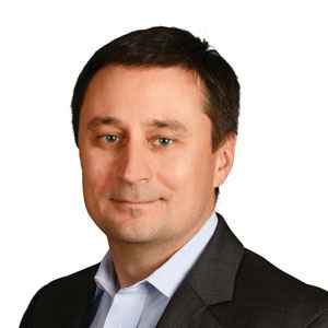 Slava Akmaev, SVP & Chief Analytics Officer, BERG