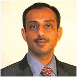 Sachin Kalra, Vice President of Customer Success, Healthcare, Infostretch