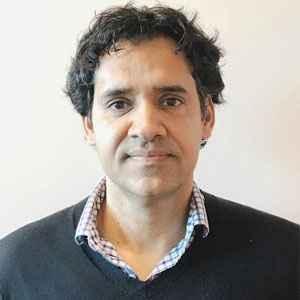 Manoj Sharma, CEO, Rubixis
