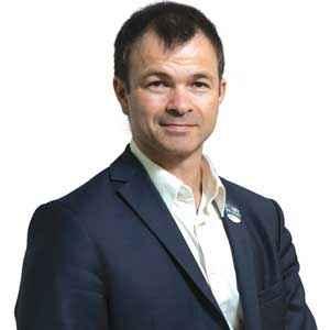 Antoine M. Leroy, Founder & CEO, Koelis