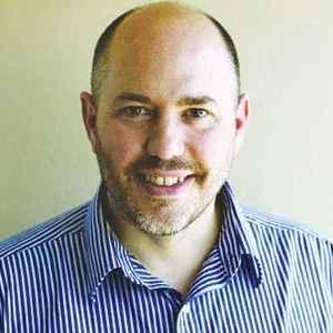 Aleks Szymanski, CEO, Scrypt