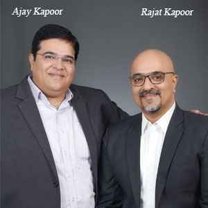 Ajay Kapoor, Founder, Director & President and Rajat Kapoor, Founder, Director & CEO, Ascent Health Solutions