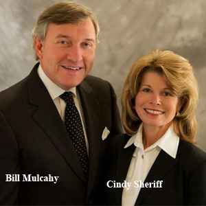 Bill Mulcahy, CEO & Cindy Sheriff, President &  COO, E4 Health