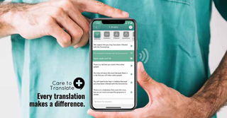 Care to Translate: Solving the Language Barrier in Healthcare