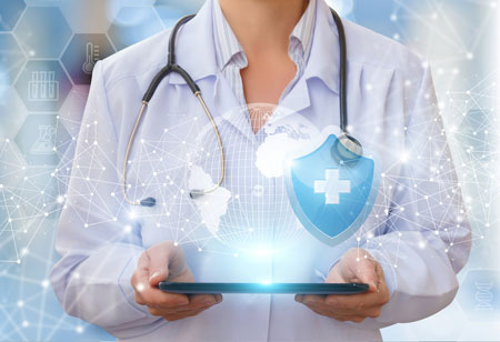 Leveraging Machine Learning to Augment Healthcare Cybersecurity