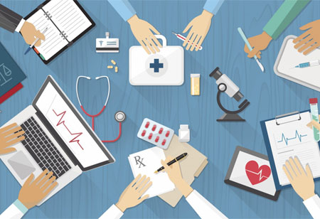 Healthcare Organizations: What Does Regarding Themselves as Tech Firms Mean