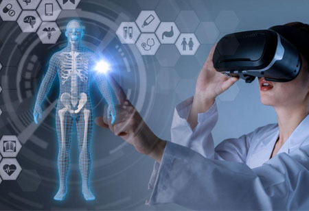 Top 5 Uses AR and VR Have In Healthcare
