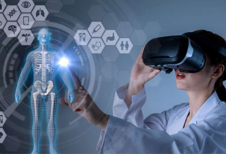 6 Ways in which AR and VR Helps Healthcare