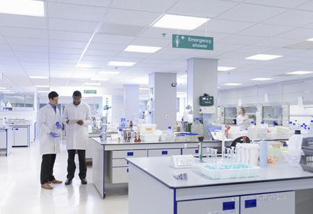How is Technology Refurbishing a Lab?