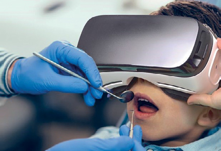 VR The Next Level of Care in Dentistry