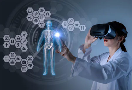 How Augmented and Virtual Reality Enhances Patient Care