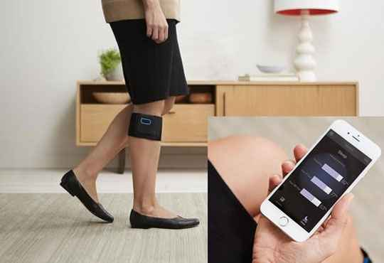 NeuroMetrix Introduces Quell Wearable Pain Relief Device to Relieve Pain in One Click
