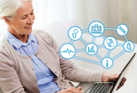 A Connected Home Equals Improved, Efficient High-Quality Patient Care