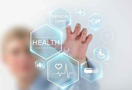 Biometrics to the Rescue of Healthcare Industry