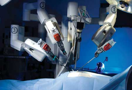 The Use Cases Of Robotic Technology for Urology