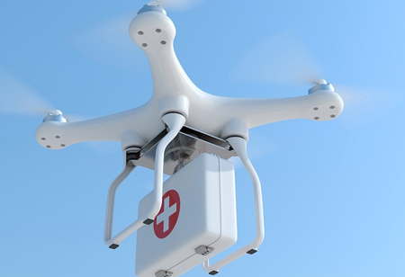 Drone Technology: The Answer to Care Delivery Challenges