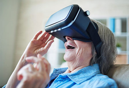 Virtual Reality Proves Efficient in Pain Management