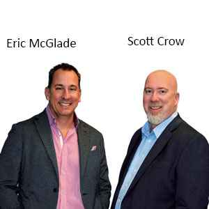 Eric McGlade, Chief Strategy Officer & Co-Founder and Scott Crow, Chief Innovation Officer & Co-Founder, VPL