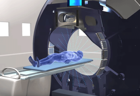 Veyonda with Radiotherapy Provides Anti-Cancer Treatment