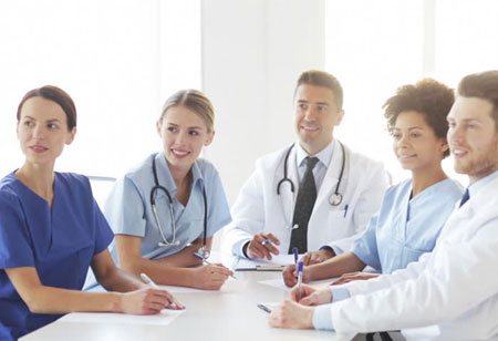 A New Approach toward Better Healthcare Collaboration and Communication