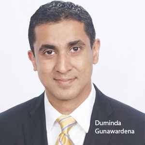Duminda Gunawardena, Managing Partner, SYNERGEN Health