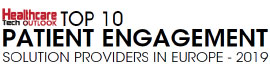 Top 10 Patient Engagement Solution Companies in Europe - 2019