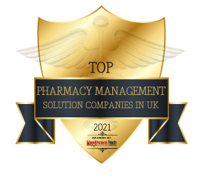 Top 10 Pharmacy Management Solution Companies in UK - 2021