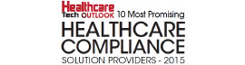 Top 10 Healthcare Compliance Solution Companies - 2015