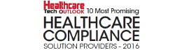 10 Most Promising Healthcare Compliance Solution Providers - 2016