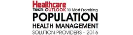 Top 10 Population Health Management Solution Companies - 2016