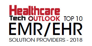 Top 10 EMR/EHR Solution Providers - 2018