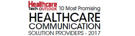 Top 10 Healthcare Communication Solution Companies - 2017