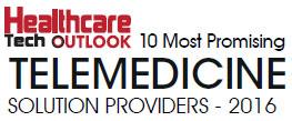 Top 10 Telemedicine Solution Companies - 2016