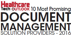 Top 10 Document Management Solution Companies - 2016