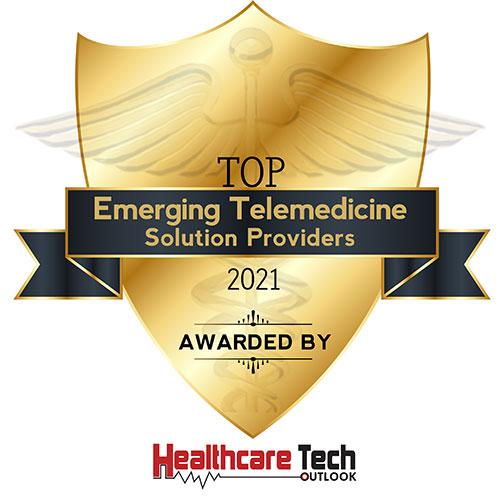 Top 10 Telemedicine Emerging Solution Companies - 2021