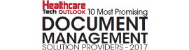 Top 10 Document Management Solution Companies - 2017