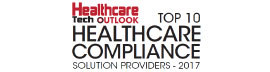 Top 10 Healthcare Compliance Solution Companies - 2017