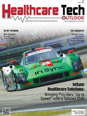 Healthcare Tech Outlook magazine