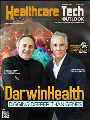 DarwinHealth : Digging Deeper Than Genes